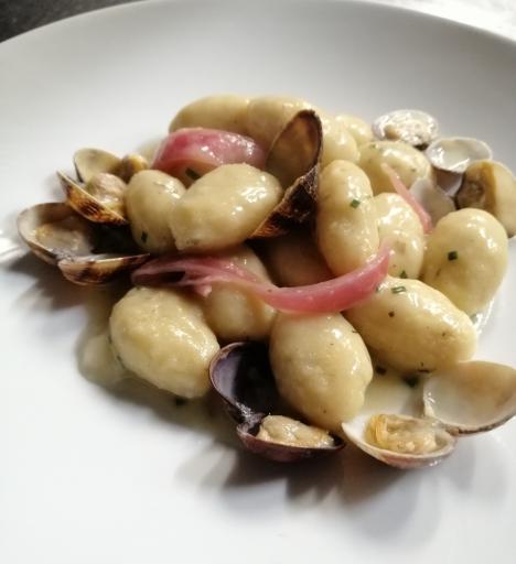 Gnocchi di Patate e Baccalà